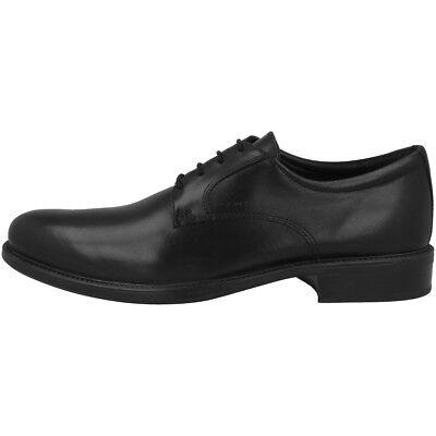 Geox U Carnaby D Schuhe Herren Business Halbschuhe Schnürschuhe U52w1d00043c9999 Eine GroßE Auswahl An Farben Und Designs