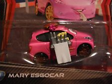 DISNEY PIXAR CARS 2 MARY ESGOCAR CASINO WAITRESS PC SAVE 5% WORLDWIDE FAST SHIP