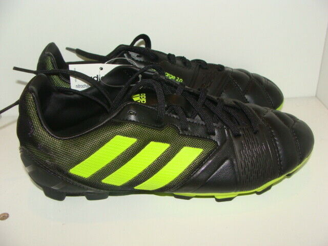 YOUTH BOYS ADIDAS NITROCHARGE 2.0 TRX FG J SOCCER CLEATS SIZE 5.5 NWB F32842
