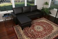 Sofa Sectional Couch Upholstered Living Room Furniture Loveseat Futon Chaise