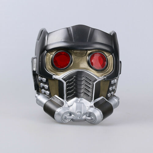 Star-Lord LED Helmet Cosplay Guardians of the Galaxy Vol 2 Helmet LED Light Mask