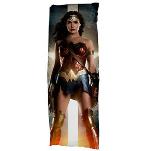 Wonder Woman Body Pillow.Details About New Wonder Woman Gal Gadot Body Pillow Case Bolster Cover