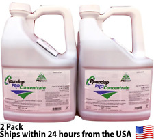 Monsanto Roundup Pro Concentrate 50.2% Glyphosate Systemic Herbicide - 5 Gallons