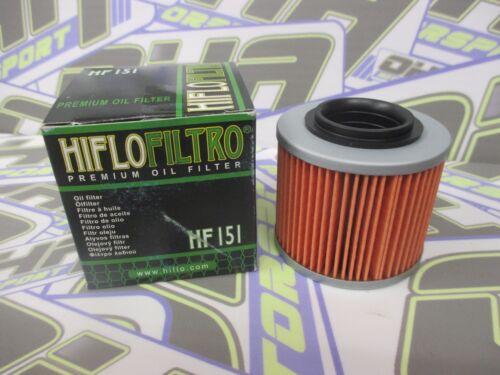 NEW Hiflo Premium Oil Filter HF151 for BMW F650 ST Strada 1997-2000