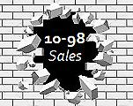 10-98 Sales