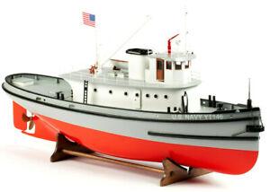 Billing Boats Hoga Pearl Harbor Bateau Remorqueur 1/50 Modèle Kit Bb708 01 00