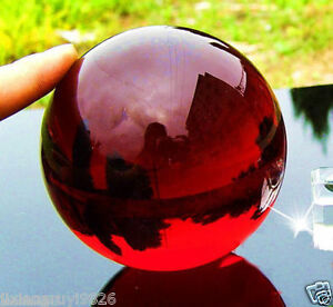 40mm-Stand-Asian-Rare-Natural-Quartz-red-Magic-Crystal-Healing-Ball-Sphere
