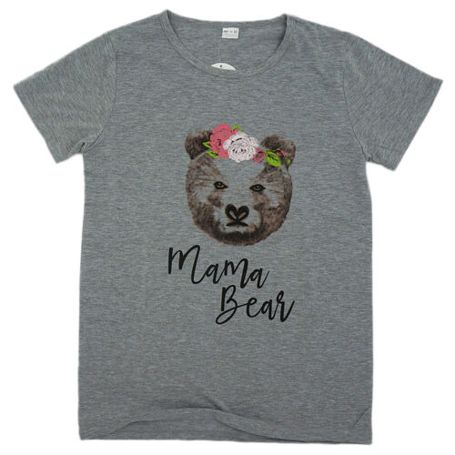 Couple Mommy Daddy Baby Kid Boy Girl T-shirt Tops Family Match Tee Shirt Clothes