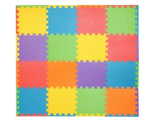Mousse Tapis Large Petit 30 cm /& 31 cm Soft Interlocking Kids Play Exercice Tapis Yoga