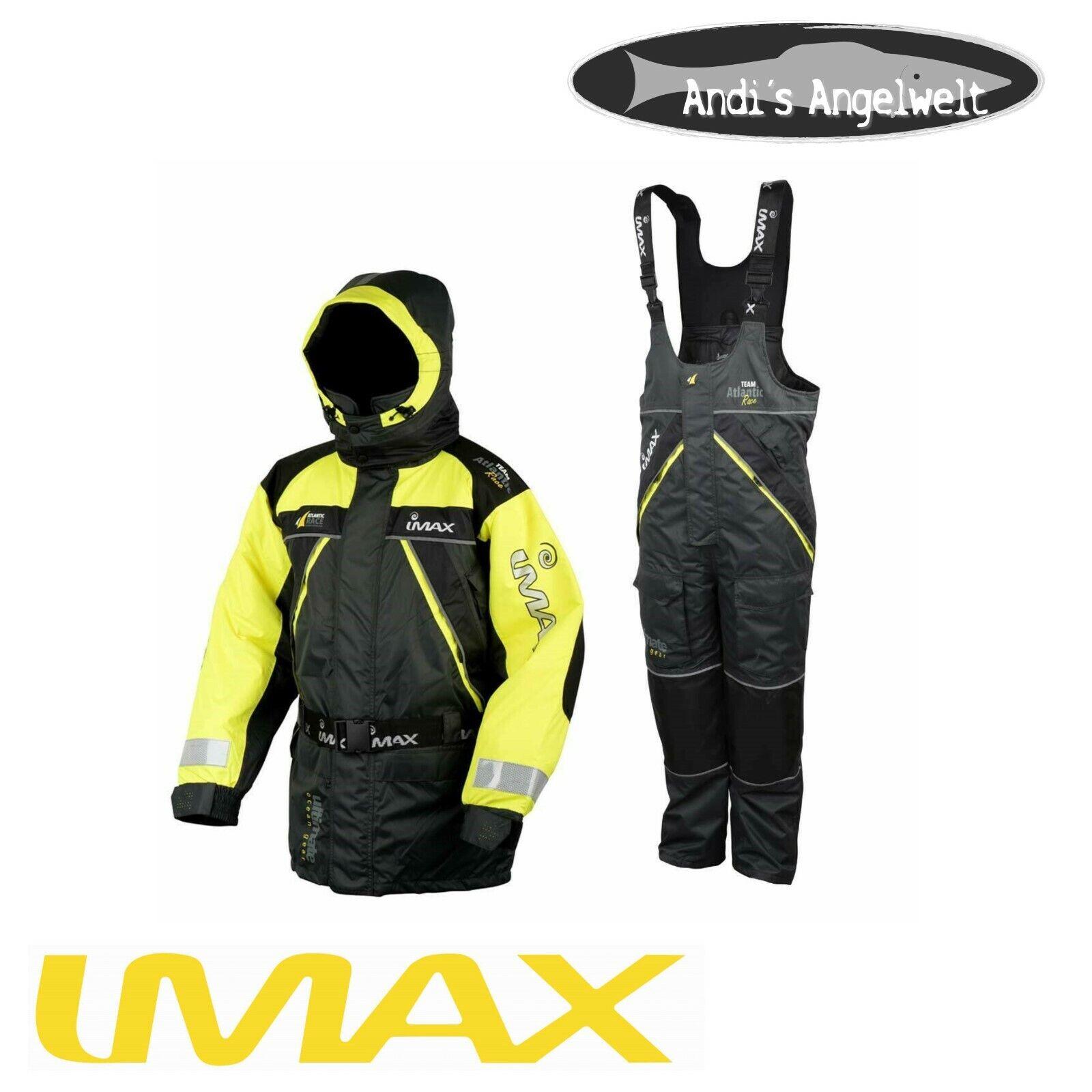 IMAX Atlantic Race Swimming Suit 2 Stücke Atmbar M L XL 2XL 3XL NEU
