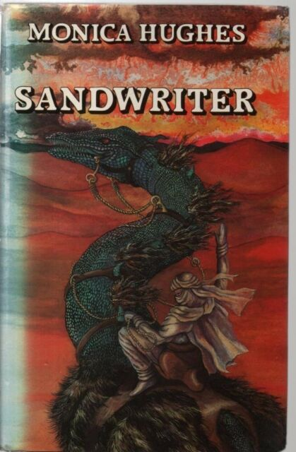 Sandwriter by Monica Hughes (Hardback, 1985)