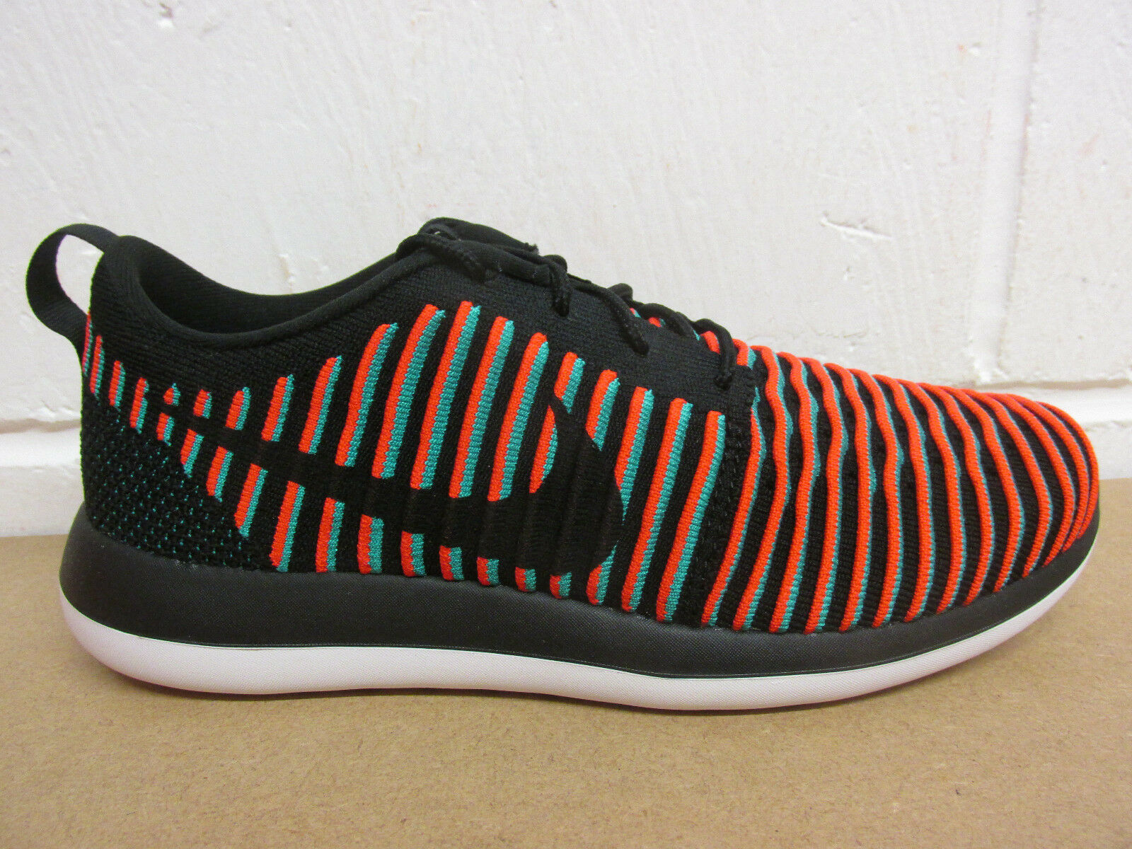 Nike Roshe Two Flyknit Hommes Hommes Hommes Running Trainers 844833 003 Baskets Chaussures 1a3e52
