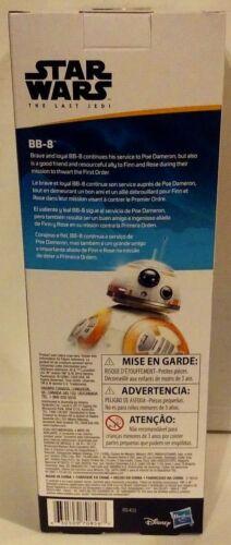 Disney Star Wars The Last Jedi Titan Hero Series BB-8 Walmart Exclusive New MISB