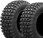 PAIR (2) TRAXION RACER XC FRONT TIRES 21x7-10 CAN-AM BOMBARDIER DS 250 450 650
