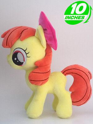 My Little Pony G4 APPLE BLOOM Plush Doll