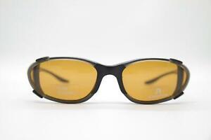 Rodenstock-R-3137-Black-Gray-Oval-Sunglasses-Glasses-New