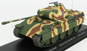 ODEON 1/43 SD.KFZ | PANTHER G TANK BATAILLE DES ARDENNES 1944 | MILITARY CAMO...