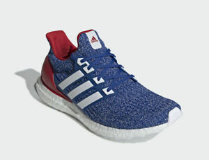 224d8dc30c92 EE3704  MEN S ADIDAS Ultra Boost USA Collegiate Royal White-Power ...