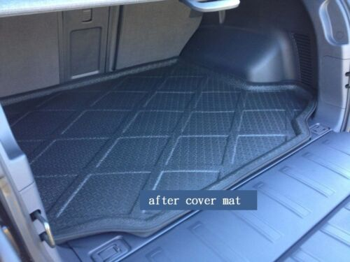Car Liner Cargo Mat Tray Floor Carpet Trunk Mat For Toyota Highlander 2009-2013
