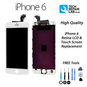 Nuevo-Apple-Iphone-6-6G-LCD-Montaje-Digitalizador-de-Pantalla-Tactil-Digitalizador-amp-Blanco