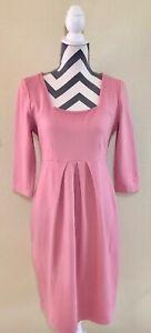 Maternity-Dress-034-Isabella-Oliver-Paige-034-Winter-Blush-Pink-Size-3-US-8