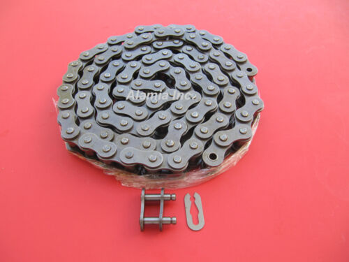 # 9322  3-FT #35 CHAIN WIT MASTER LINK! GO KART PARTS MINIBIKE GO CART CHAIN