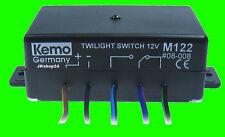 NEU! KEMO Dämmerungsschalter Dämmerungs-Sensor Schalter Lichtsensor-Schaltung