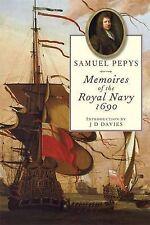 Pepy's Memoires of the Royal Navy, 1690, Samuel Pepys, New Book