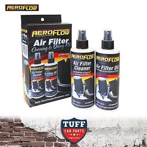 Aeroflow-Air-Filter-Cleaner-Cleaning-Oil-Kit-for-Washable-Cotton-Air-Filter-New
