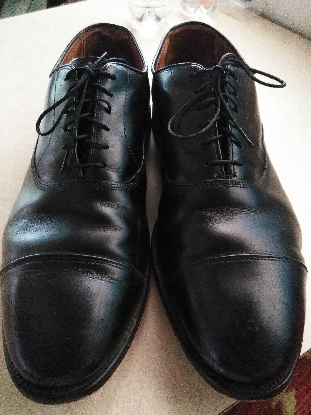 Allen Edmonds Homme   Noire Chaussure Taille 12 M