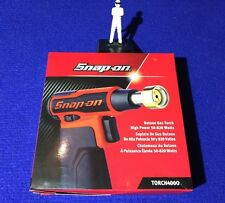 Snap On Cordless High Power Butane Gas Blow Torch 50-820 watts TORCH400O Orange