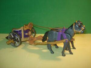 Playmobil país carro de caballos
