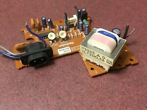 Technics-SL-B100-Turntable-Parts-Circuit-Board