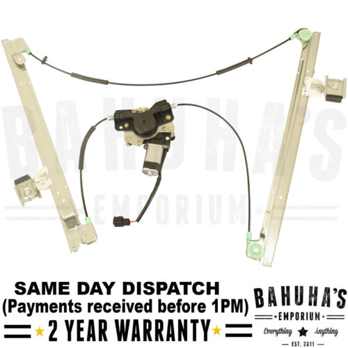 FOR CHRYSLER VOYAGER 04-08 FRONT RIGHT SIDE ELECTRIC WINDOW REGULATOR WITH MOTOR