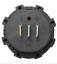 12V-24V-0-10A-Voltmeter-Ammeter-Digital-Motorcycle-LED-Meter thumbnail 4
