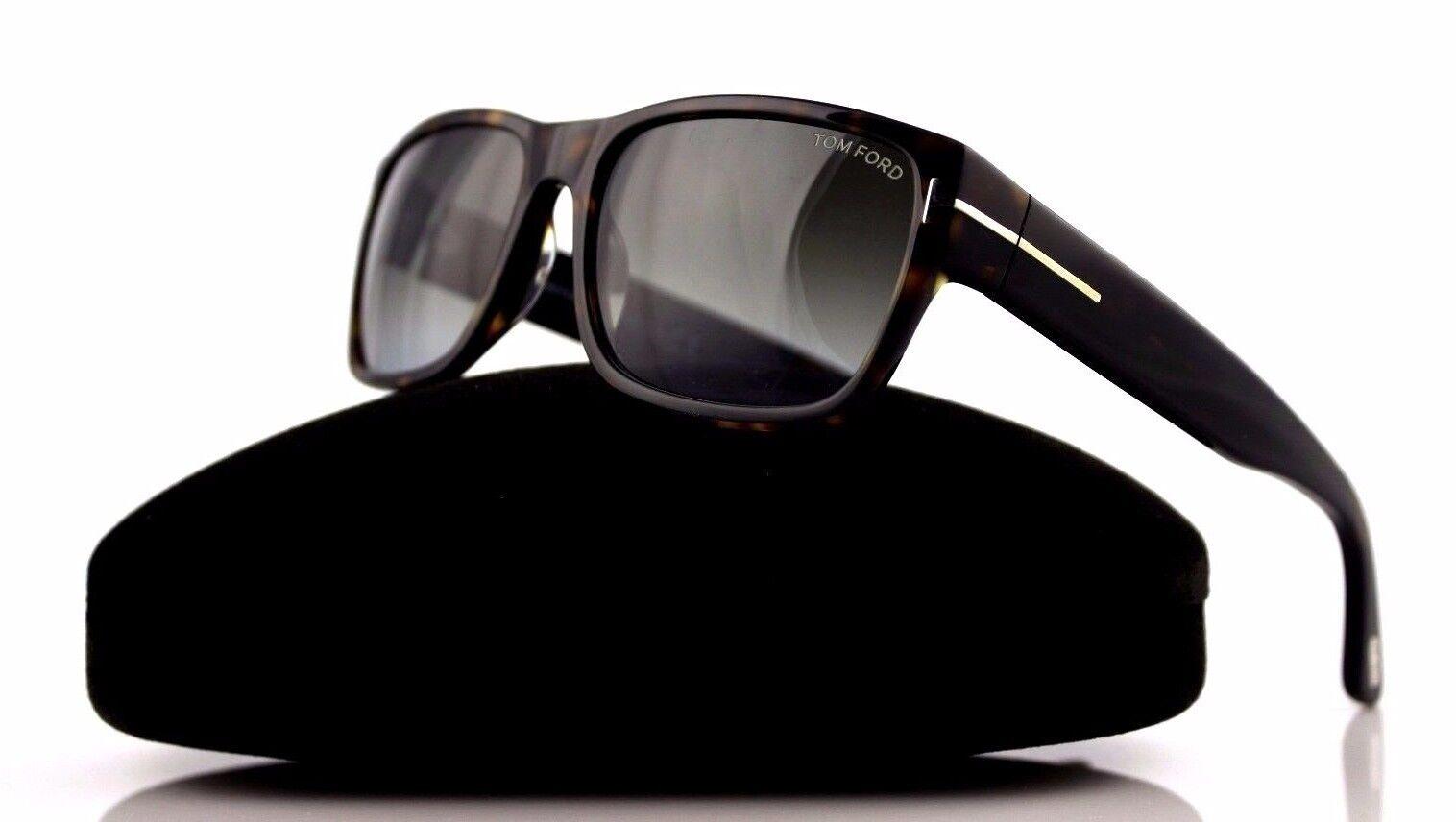 27edf410a79 Tom Ford Sunglasses TF 445 Mason 52b Havana 58mm for sale online