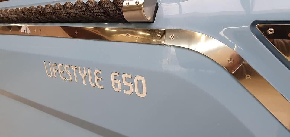 Ny LifeStyle 650 med 50HK
