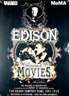 Edison Invention of The Movies 4pc 738329038328 DVD Region 1