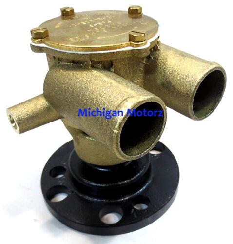 NEW Johnson Pump Crankshaft Mounted Raw Water Pump F6B-9; 10-24915-01