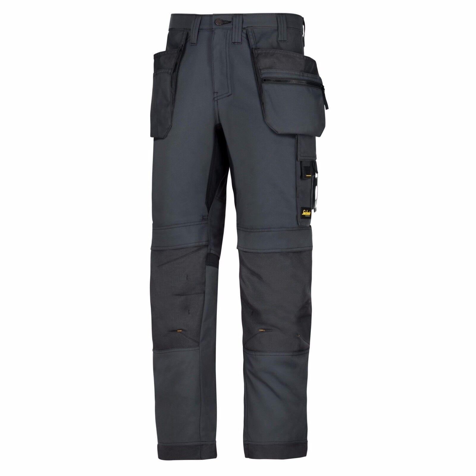 SNICKERS Pantaloni Pantaloni Pantaloni 6200 allroundwork Fondina Tasca Pantaloni Da Uomo Grigio Acciaio dbc7b0