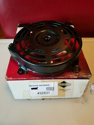 Genuine OEM Briggs /& Stratton ROPE-STARTER Part# 66574