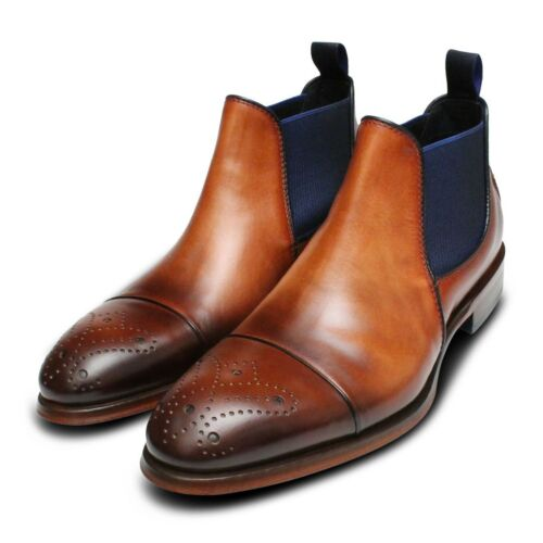 di italiano brunetta blu Stivaletti design marrone e Oq1CP5w