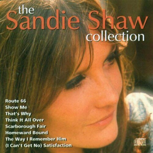 Sandie Shaw Collection CD Value Guaranteed from eBay's biggest seller!