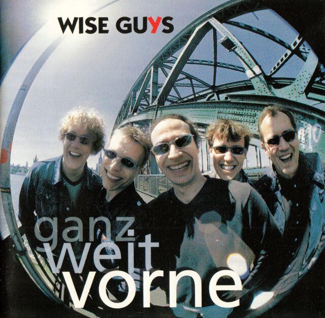 WISE GUYS : GANZ WEIT VORNE / CD - TOP-ZUSTAND
