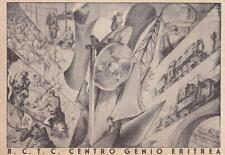 9189) R. C. T. C. REGIO CORPO TRUPPE COLONIALI, CENTRO GENIO ERITREA.
