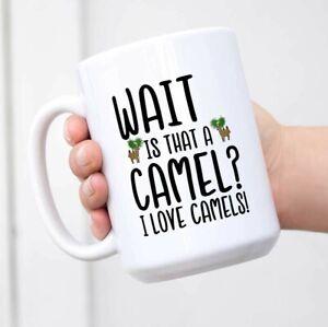 I Love Camels Mug Camel Lover Mug Cute Camel Gift Idea Cute Camel Mug Funny