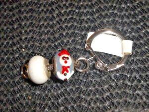 Winter-snowman-doing-the-splits-keyring-bag-phone-purse-charm-jewellery