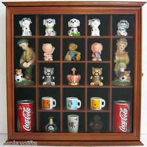 Image Is Loading Wall Display Case Cabinet Shadow Box For