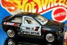 1999 Hot Wheels World Racers 2 Ford Escort Rally