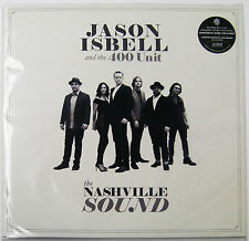 Jason Isbell and the 400 Unit The Nashville Sound Ltd Ed 180g LP w Songbook NEW